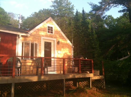 Bremen, Maine: cabin