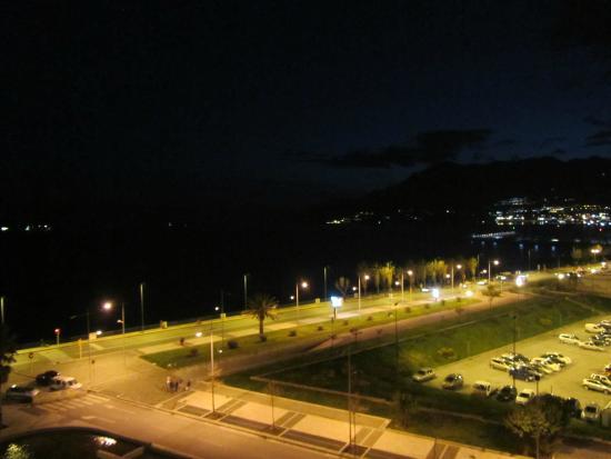 Grand Hotel Salerno: Vista