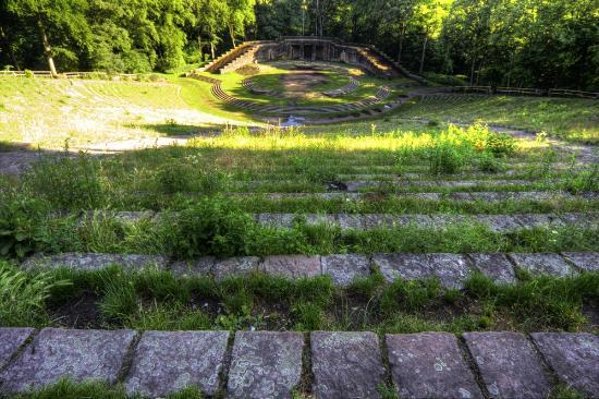 Neckarperle Hotel-Restaurant : A Roman Amphitheater nearby Heidelberg