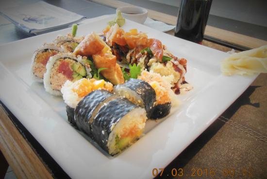 Masaru sushi bar