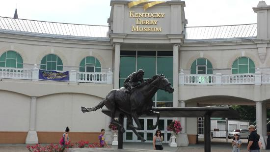 Great Museum Tour Of Track Picture Of Kentucky Derby
