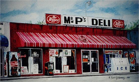 Mr P's Butcher Shop & Deli