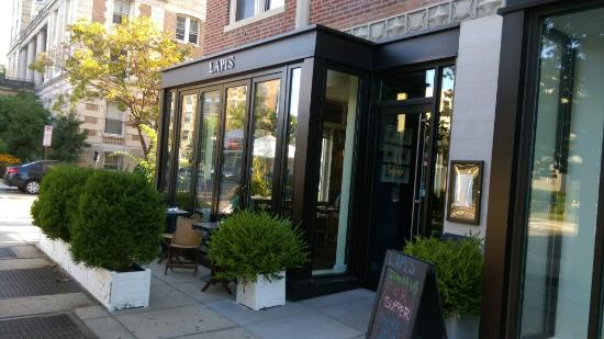 Excellent New Adams Morgan Restaurant Review Of Lapis