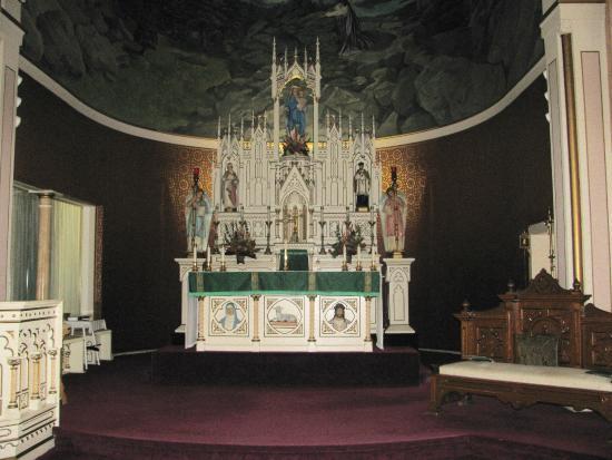 Painted Churches Tour: Sts. Cyril & Methodius - Shiner, TX