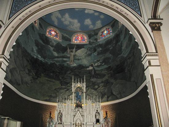 Painted Churches Tour: Sts Cyril & Methodius - Shiner, TX
