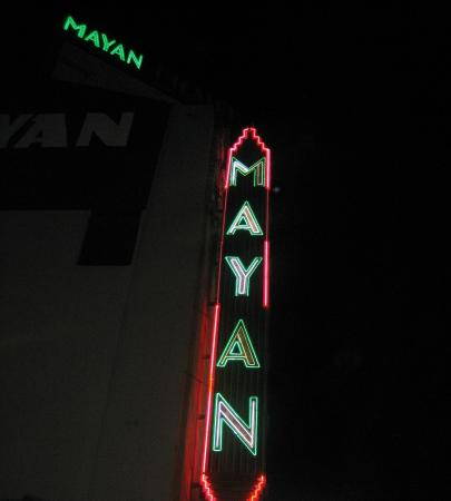 Photo of Music Venue The Mayan Theatre at 1038 South Hill Street, Los Angeles, CA 90015, United States