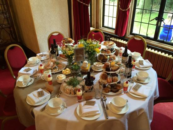 Newcastle Mansion House A Perfect Wedding At The Complete With Afternoon Tea
