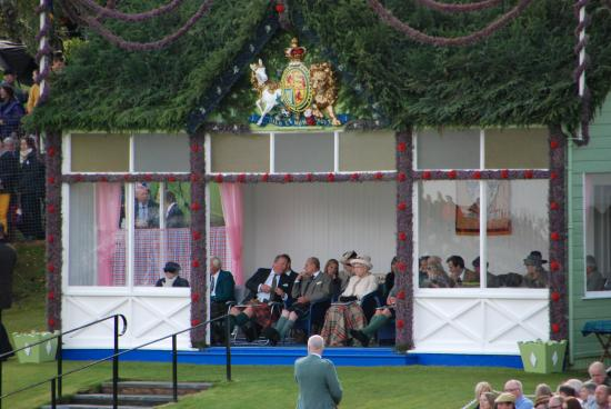 The Braemar Gathering: The Royal Family