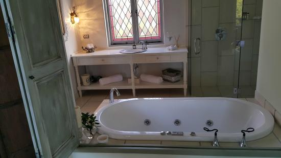 Amazing bathroom suite at The French Country House Picture of