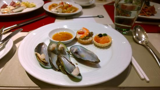 Cuisine Unplugged : very nice mussel...