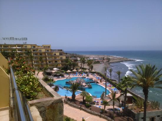 Humedades techo picture of bluebay beach club san - Apartamentos bluebay beach club ...