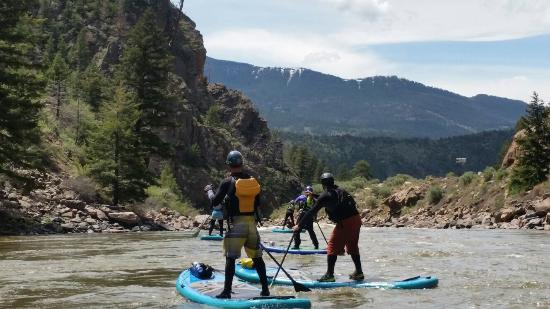 Stand Up Paddle Colorado