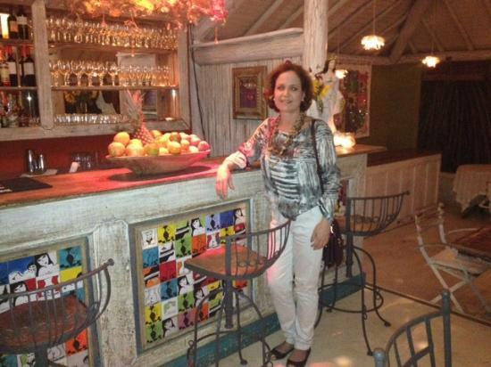 Hotel da Praca : Bar