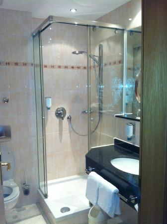 Hotel Dependance Erb: Ванная