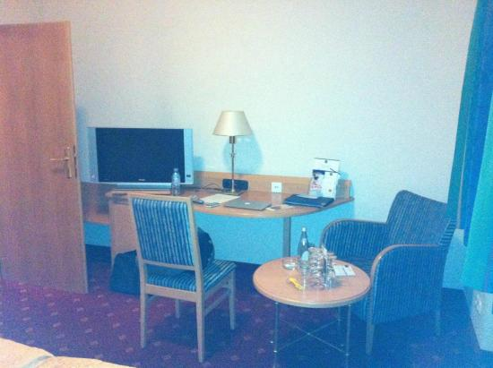 Hotel Dependance Erb: Номер