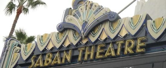 Saban Theater