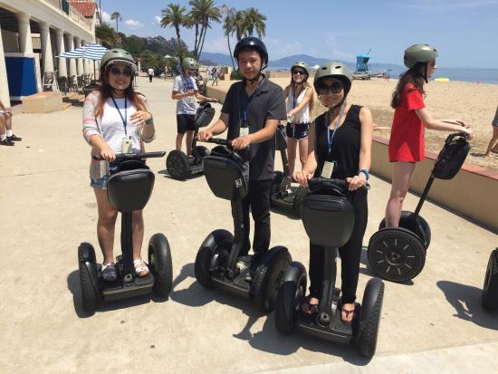 Segway of Santa Barbara: Fun, fun, fun..! We love it:)