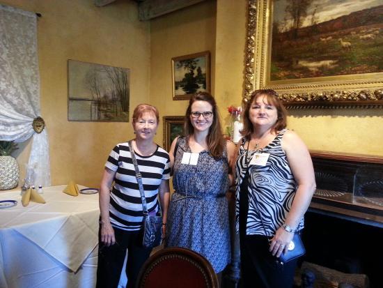The Inn at Houmas House : In Latil's Restaurant