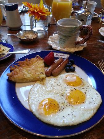 The Inn at Houmas House : Breakfast at Houmas House