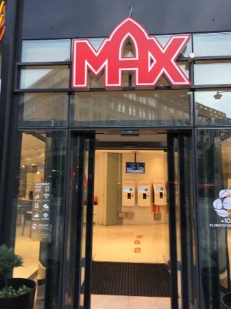 Max i Stockholm
