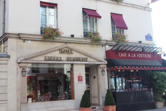Hotel Eiffel Kennedy Paris Tripadvisor