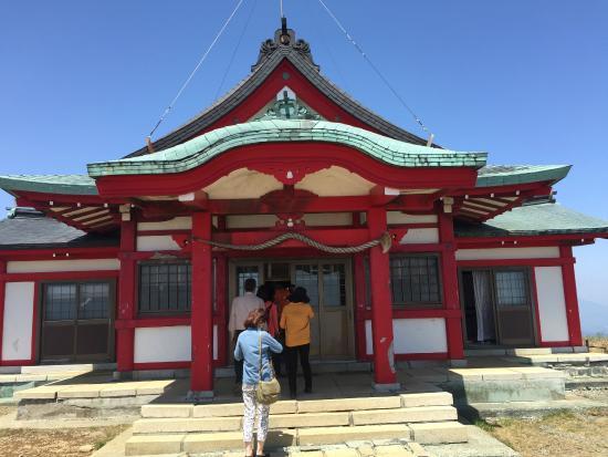 Hakone Moto Tsumiya Shrine