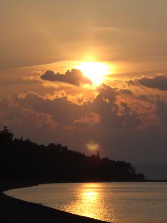 St. Peter's, Canadá: Sunset on the Bras D'or Lakes
