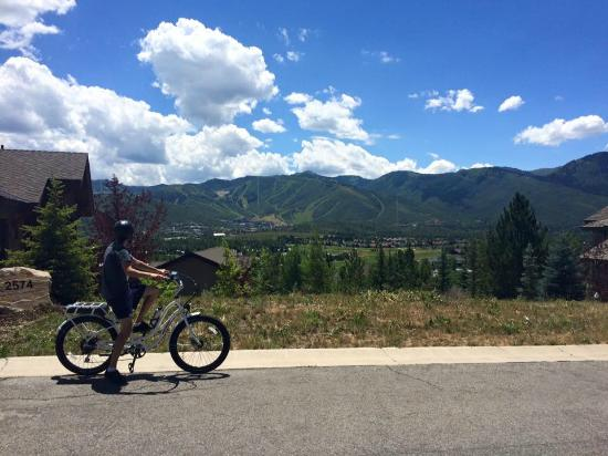 Pedego Electric Bikes Park City