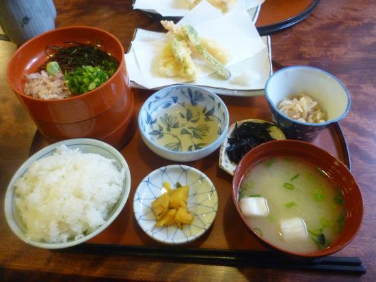 """Chikuyo: お昼に頂きましたm(_""""_)m"""