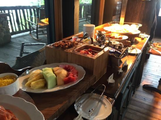 breakfast buffet picture of cloud camp at the broadmoor colorado rh tripadvisor co nz breakfast buffet colorado springs co Breakfast Buffet Menu