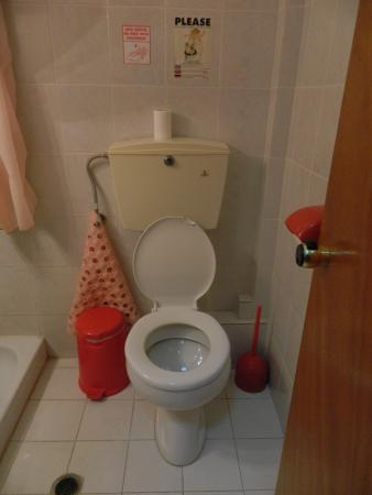 Effie Hotel: Il bagno