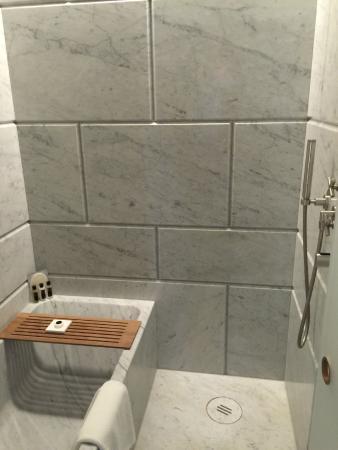 Hotel Cafe Royal Bathroom Shower