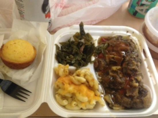 P&D Soulfood Kitchen, Orlando - Menu, Prices & Restaurant Reviews ...