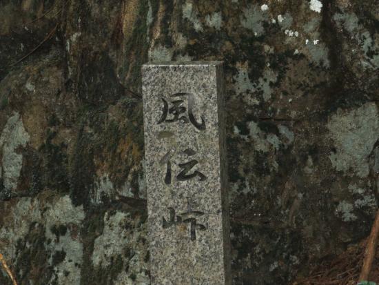 Kumano Kodo Fuden Pass