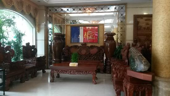 Asia Palace Hotel: Hall