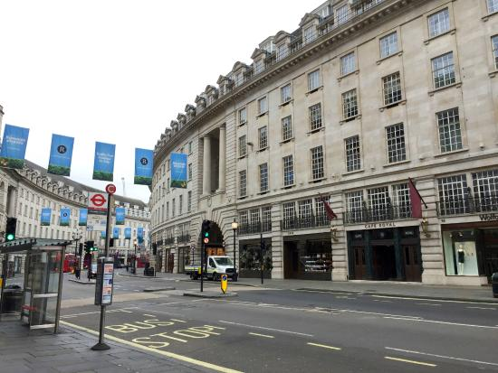 Hotel Cafe Royal London Reviews