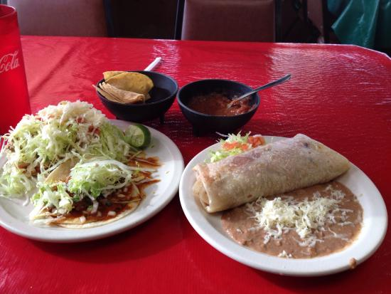 Nogales, AZ: Great food