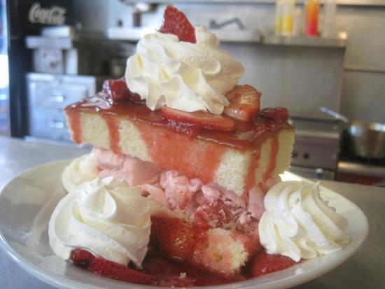 Union City, Pensilvanya: strawberry delight