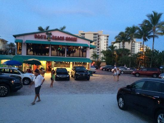 Doc S Beach House Restaurant Het Beachhouse Zelf