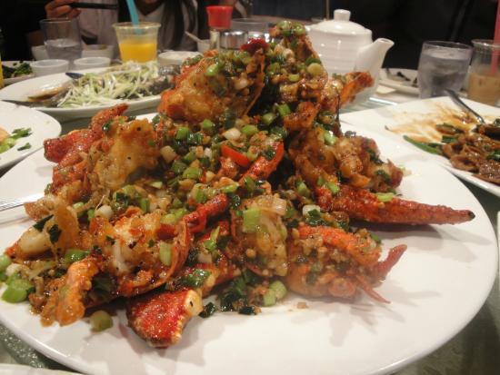 lobster - Picture of Newport Seafood Restaurant, San Gabriel - TripAdvisor