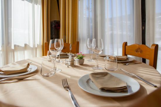 Hotel Bonavida: Restaurante