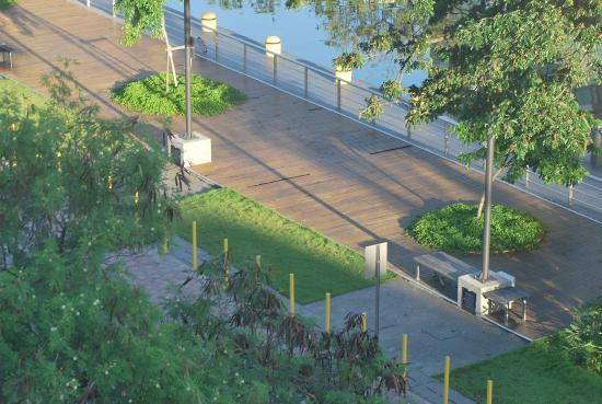 Oceania Hotel: Hotel nearby surroundings