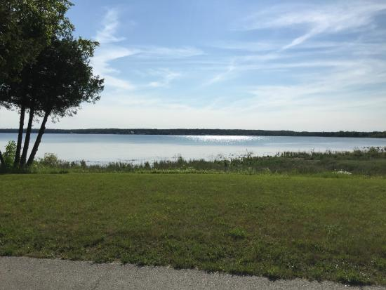 Baileys Harbor, วิสคอนซิน: Lake Michigan