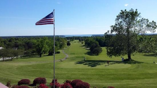 Leonardtown, MD: Breton Bay Golf & Country Club