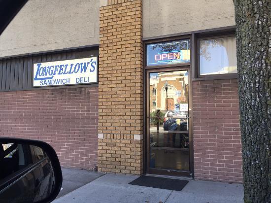 Morristown, Nueva Jersey: Store Front