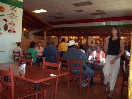Interior Area Picture Of Lupita S Mexican Restaurant