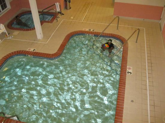 GrandStay Residential Suites Hotel Madison: GrandStay Pool (Indoor)