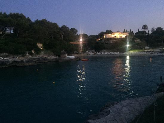 Le Cale d'Otranto Beach Resort : Atmosfera romantica