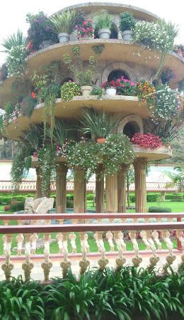 Parque Jaime Duque : Jardines Colgantes de Babilonia