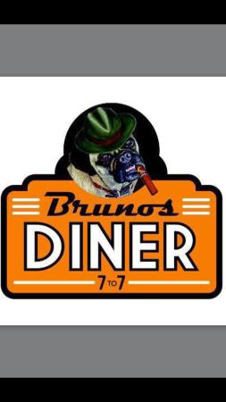 Bruno's 7 to 7  American Diner